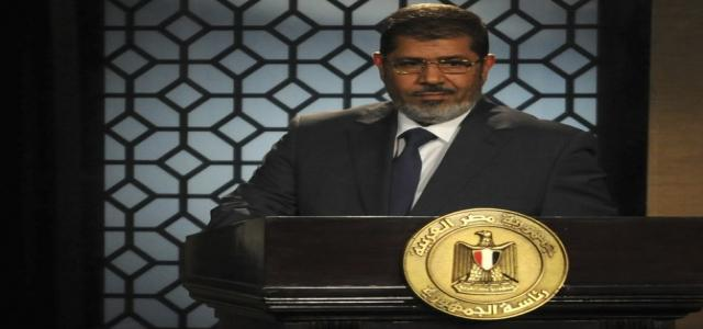 Writers, Judges, Diplomats and Copts: Morsi Speech Great Initiative for National Reconciliation