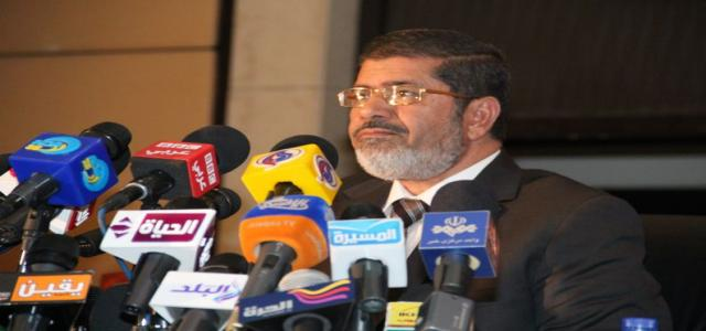 Dr. Morsi to Businessmen: We Will Invest $20 Billion in Egyptian Tourism Industry