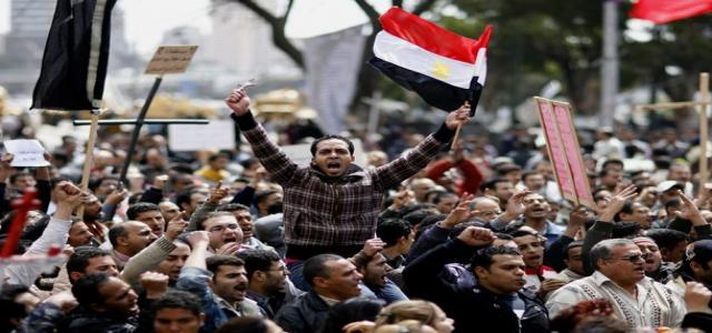 MB Extends Condolences to Egyptians over Maspero Killings
