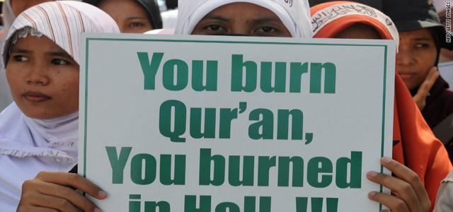 Muslims, Quran Burnings, and the Problem of Freedom of Speech