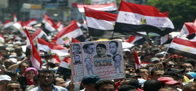 As Protests Continue, Egyptians Determined to Fulfill Revolution's Demands