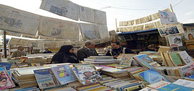2 Publishers Arrested in Cairo International Book Fair