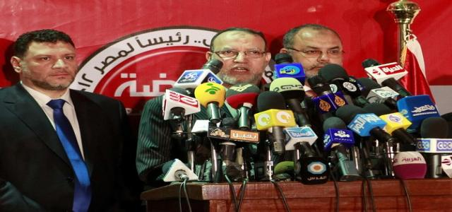 Erian: We Aspire to Real Freedom, Independent Egypt and Genuine Democratic Transition