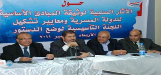 Political Parties and Presidential Candidates Reject Selmi Initiatives