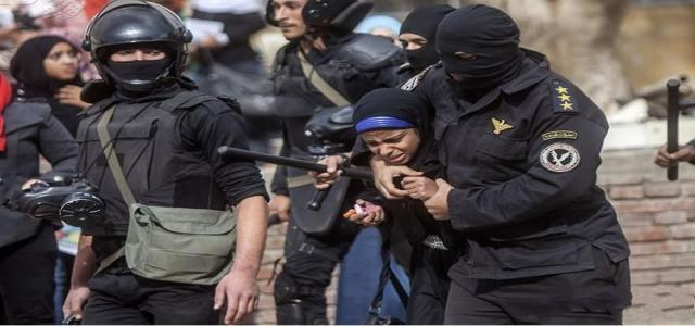 NGO Report on Egypt Human Rights Violations in First Quarter of 2015