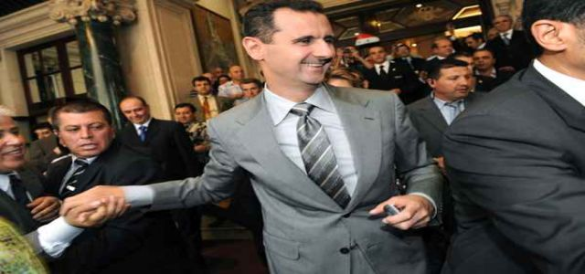 Assad: Our aim is to eliminate terror not to take revenge.