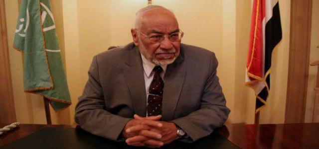 Former Muslim Brotherhood Chairman Akef Arrested; Erian and Ghozlan Homes Raided