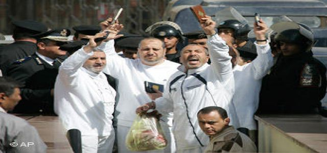 Court martialed Muslim Brotherhood detainees anticipate release.