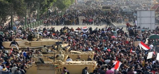Should the West Fear or Celebrate Egypt's Uprising?