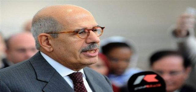 Editorial: ElBaradei and the intoxication of hope