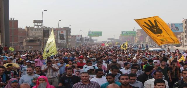 Pro-Democracy, Anti-Coup Marches Across Egypt Protest High Prices, Gaza Raids