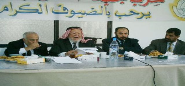 Jordan's MB debates ties with Hamas