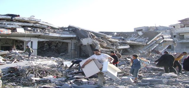 Israel demolishes two Palestinian houses in Negev