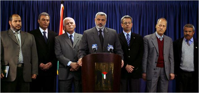 Haniyya: Palestine must rise and defend its holysites