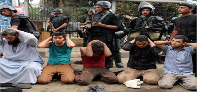 Coup Security Forces Arrest 10 Including Minor, Sick in Ongoing Fierce Campaign