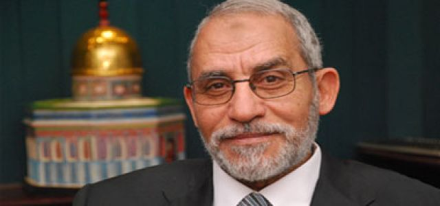 MB Chairman and former ambassador discuss Egypt 's future