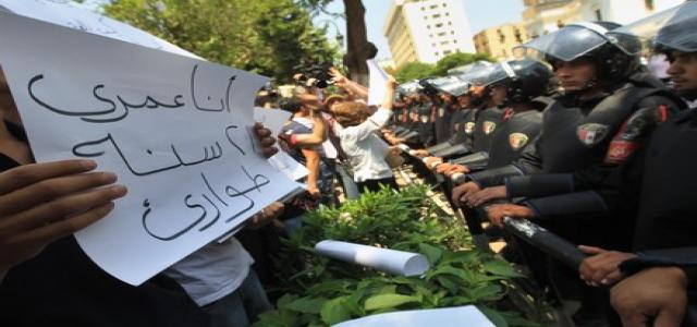 Egypt : Administrative Court Reviews The Case of The Right to Demonstrate