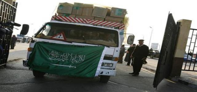 New Libyan aid convoy to head for Gaza