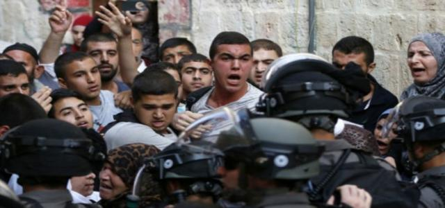 Muslim Brotherhood Salutes Aqsa Protests in Defense of Muslims' Third Holiest Site