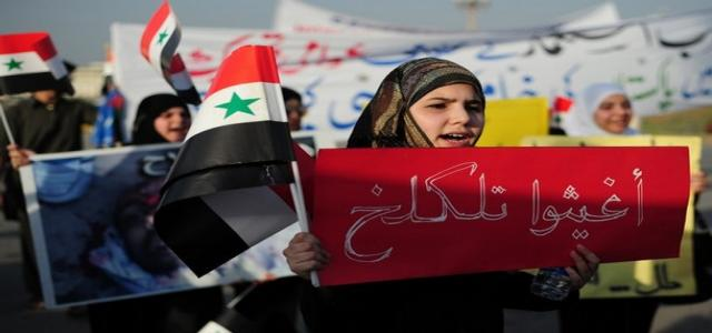 MB & FJP Considering Million-Man Demonstration in Solidarity With Syrian People