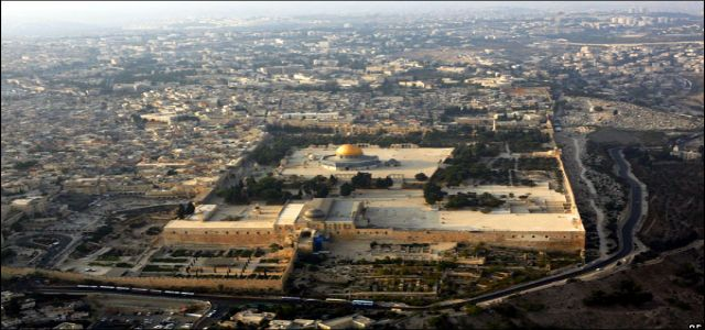 IOF violent quelling of Aqsa protests wounded 20 Jerusalemites