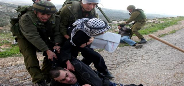 Dozens suffer breathing problems in IOF quelling of WB marches