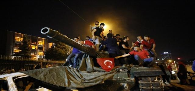 Muslim Brotherhood Press Release on 3rd Anniversary of Failed Military Coup in Turkey