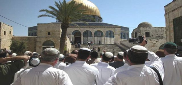 The Aqsa Foundation warns against march for daily raids on the Aqsa Mosque