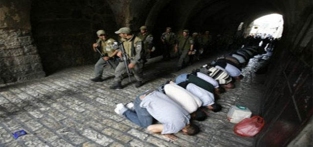 Fifty worshipers injured in Aqsa Mosque