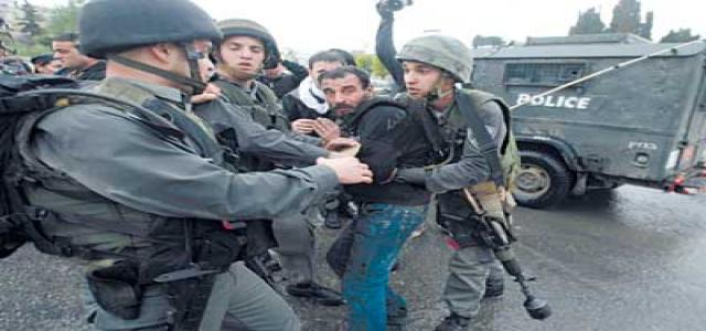 Three men sustain bruises, fractures during IOF attack in Al-Khalil