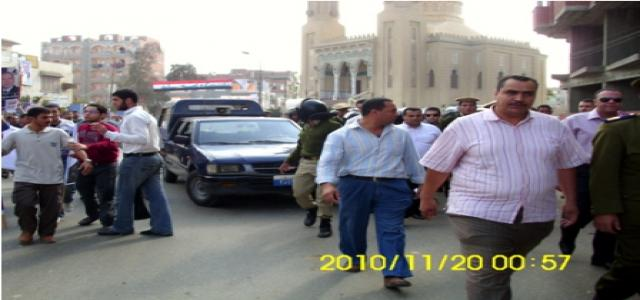 Massive Raid Campaigns Resume in Dakahlia and State Security Hands Ballot Papers to Committees Sorting Records Ahead of Balloting in Fayoum‏
