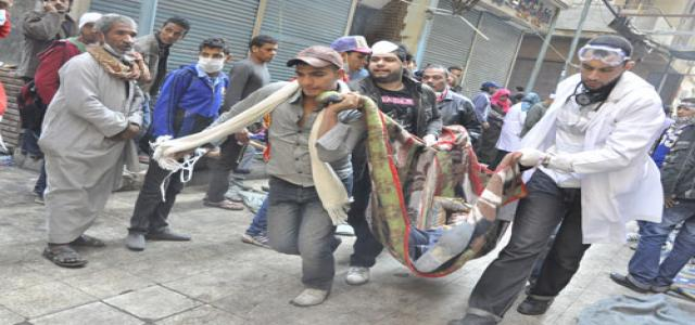 MB Accuses SCAF and Gov't of Provoking Violence (Full Second Statement )