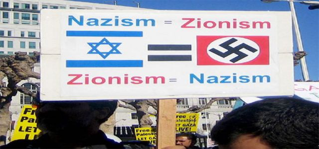 Anti-Semitic Charges Must Not Divert Attention from Zio-Nazism