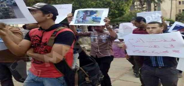 Anti-Coup Alexandria Student Death Triggers Wide Protests On Campus