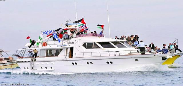 500 Swiss sign up to board Freedom Flotilla 2
