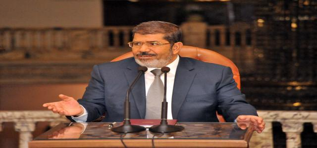 President Morsi Defense Source: New Farcical Lawsuit Fabricated, Politicized
