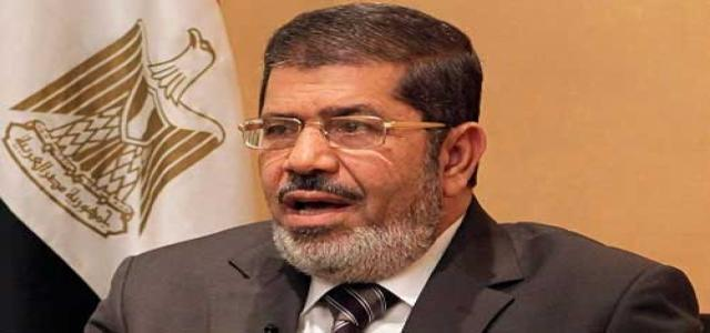 President Morsi Abolishes Government Decision to Raise Taxes on Certain Goods and Services