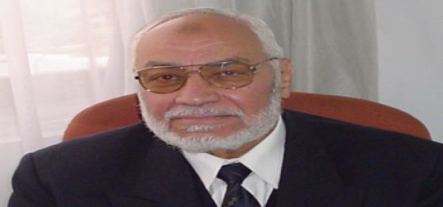Akef Denies Muslim Brotherhood is Eyeing The Presidency