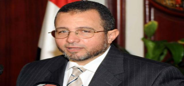 Freedom and Justice Party Welcomes Kandil's Appointment to Prime Minister Post