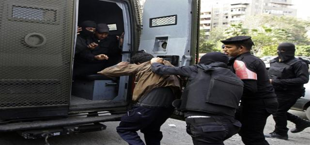 Rights Group Documents 40 Human Rights Violations by Egypt's Military Regime in a Week