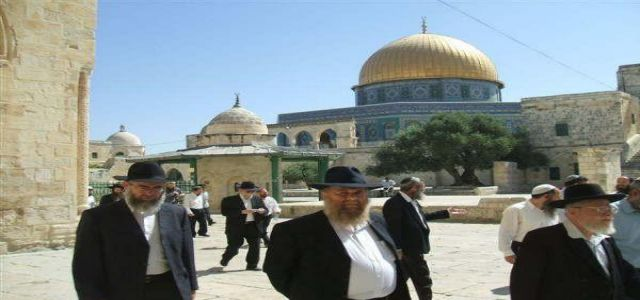 Savage Jewish groups to march today towards Aqsa Mosque