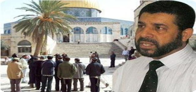 Abu Halabiya: 2010 is a decisive year for the future of the Aqsa Mosque
