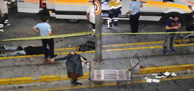 Muslim Brotherhood Strongly Condemns Horrific Ataturk Airport Attacks