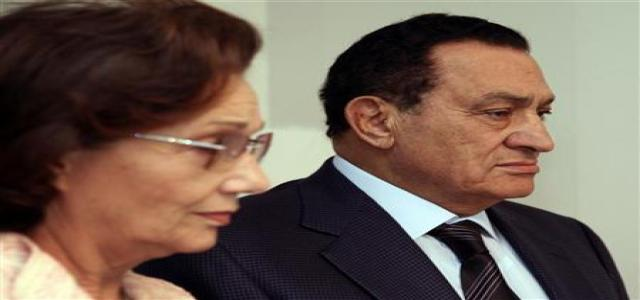 Prison hospital assessed, Mubarak's names removed from public places and daughter-in-laws summoned