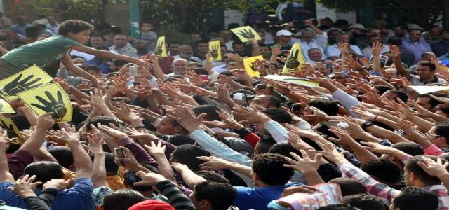 Egypt Pro-Democracy Alliance Calls 'Indomitable Will, Unstoppable Revolution' Protest Week