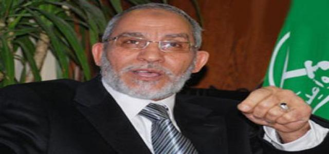 Brotherhood Chairman Badie: Time to Restore Workers Rights Long Ignored by Mubarak Regime
