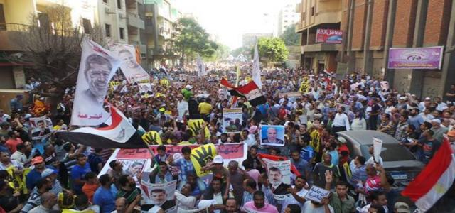 Egypt Anti-Coup Alliance Calls 'Complete the Revolution, Save Egypt' Peaceful Protest Week