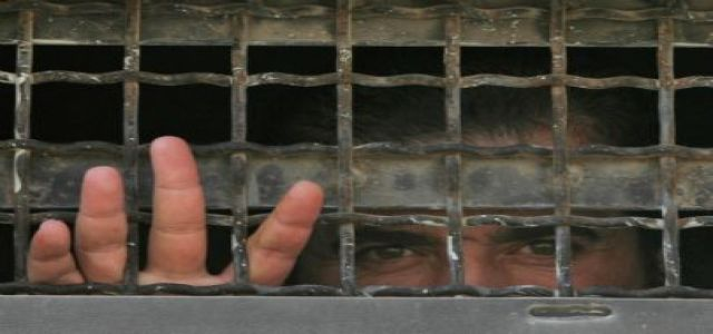 Palestinian captive at risk of losing eyesight