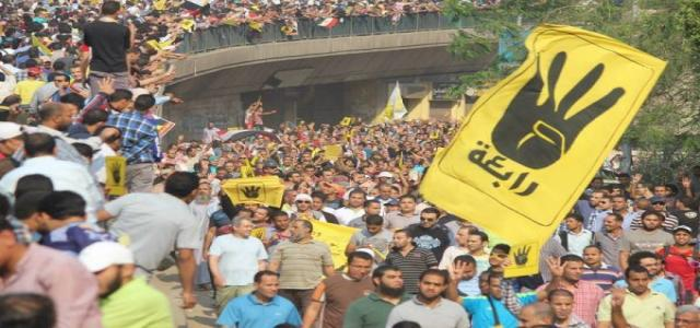 Egypt National Alliance Rallies Outside 'Privatized' Public Prosecution Service Sunday
