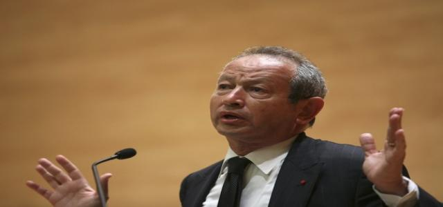 Sawiris open to MB rejects Copt President
